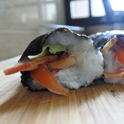 ends sushi rolls