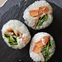 BLT sushi rolls (12)