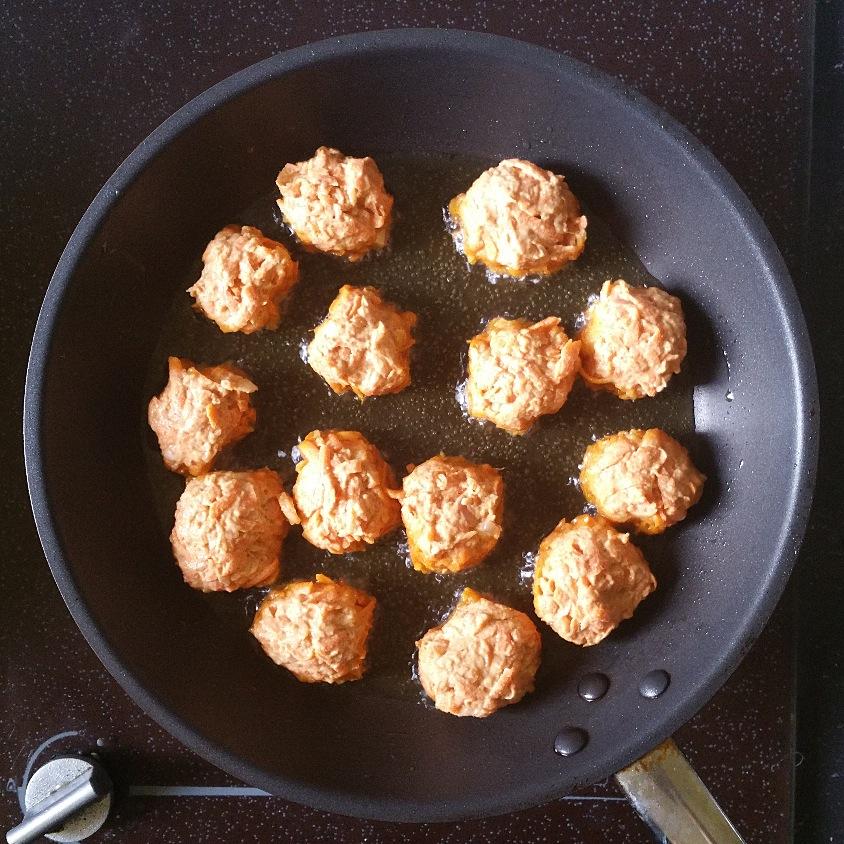 Carrot Bhaji (3)