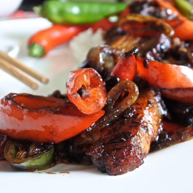 Pork Belly Stir-Fry (5)