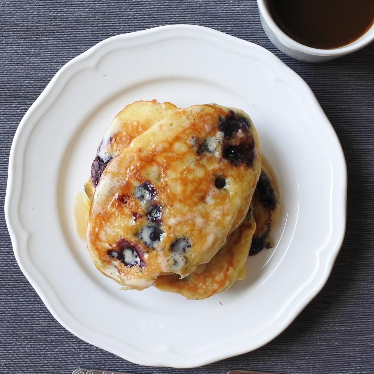blueberry pancakes 3
