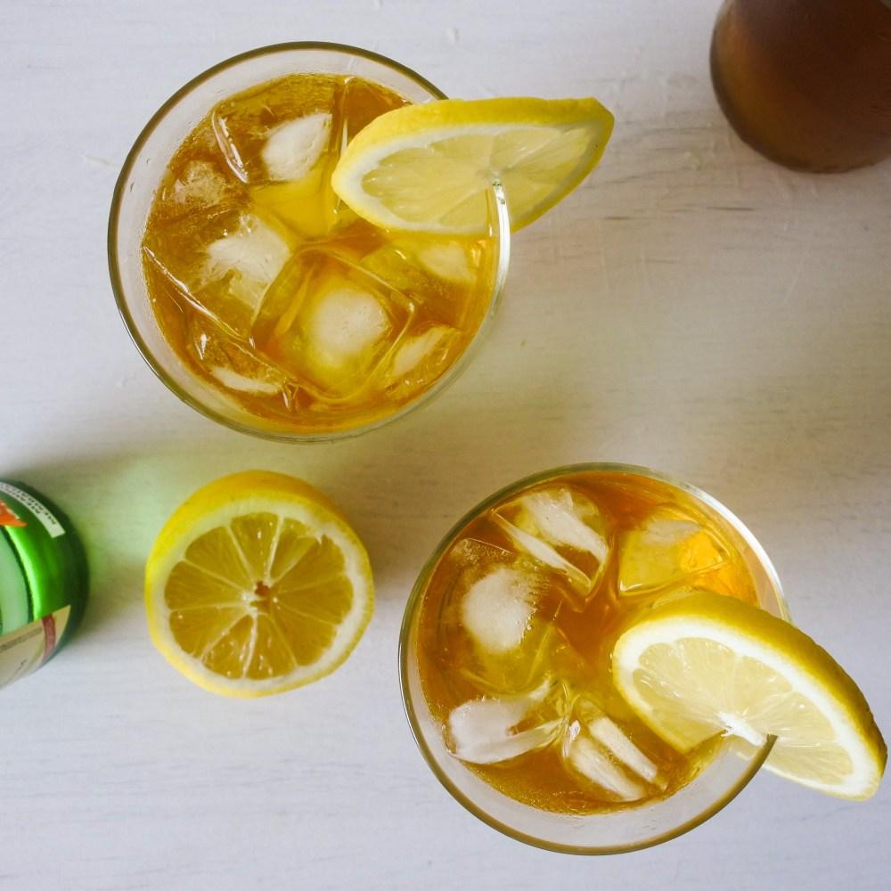 Korean Iced Tea 10