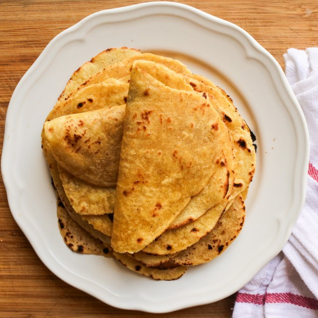 Corn Tortillas 12