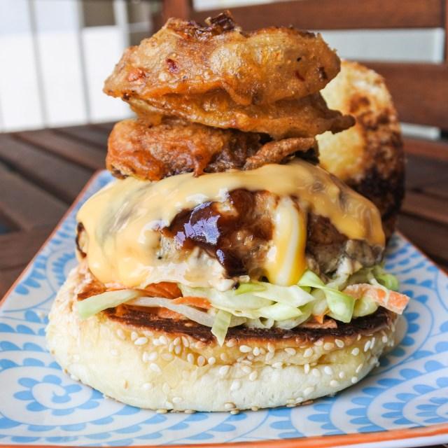 Armadillo Pork Burgers 23
