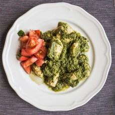 Cilantro Chicken Curry