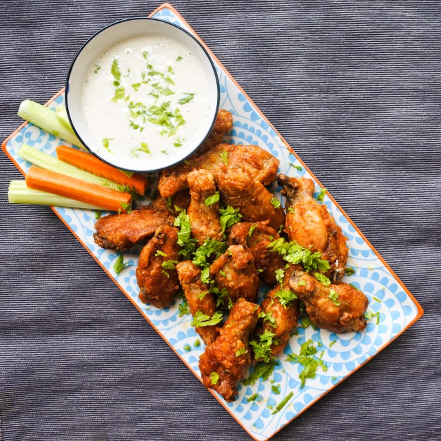 Spicepaw's Chicken Wings 2