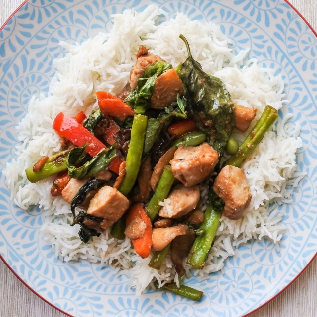 Lemongrass Chicken Stir-Fry 4