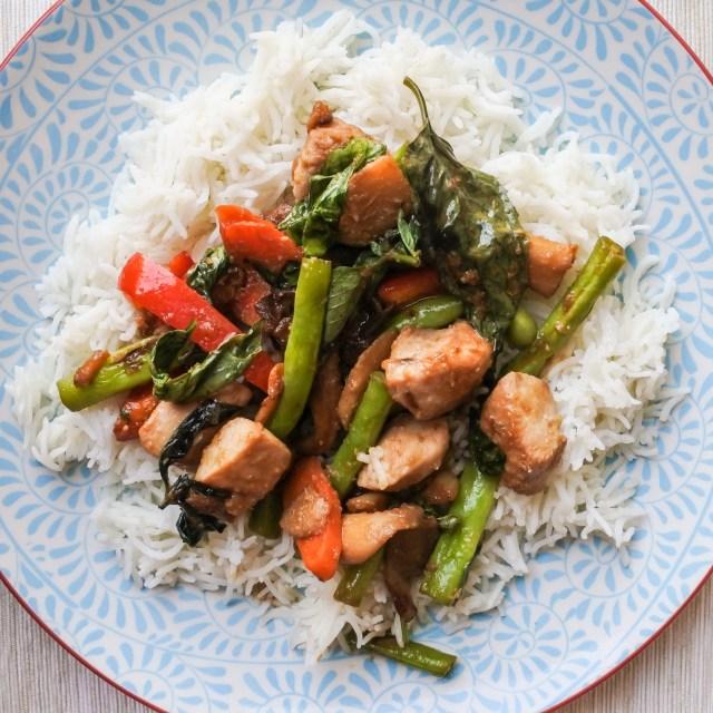 Lemongrass Chicken Stir-Fry 4