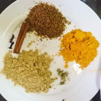 Use good quality spices as best as you can. I prefer to toast cumin seeds and coriander seeds then grind them myself in a spice mill, mortar and pestle or coffee grinder.