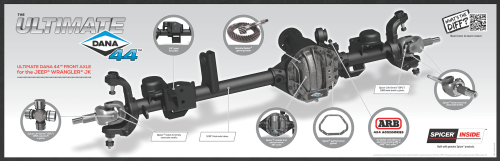 small resolution of ultimate dana 44 jeep
