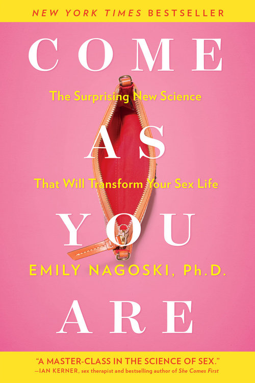 Spices of Lust - Book Review - Emily Nagoski - Come As You Are