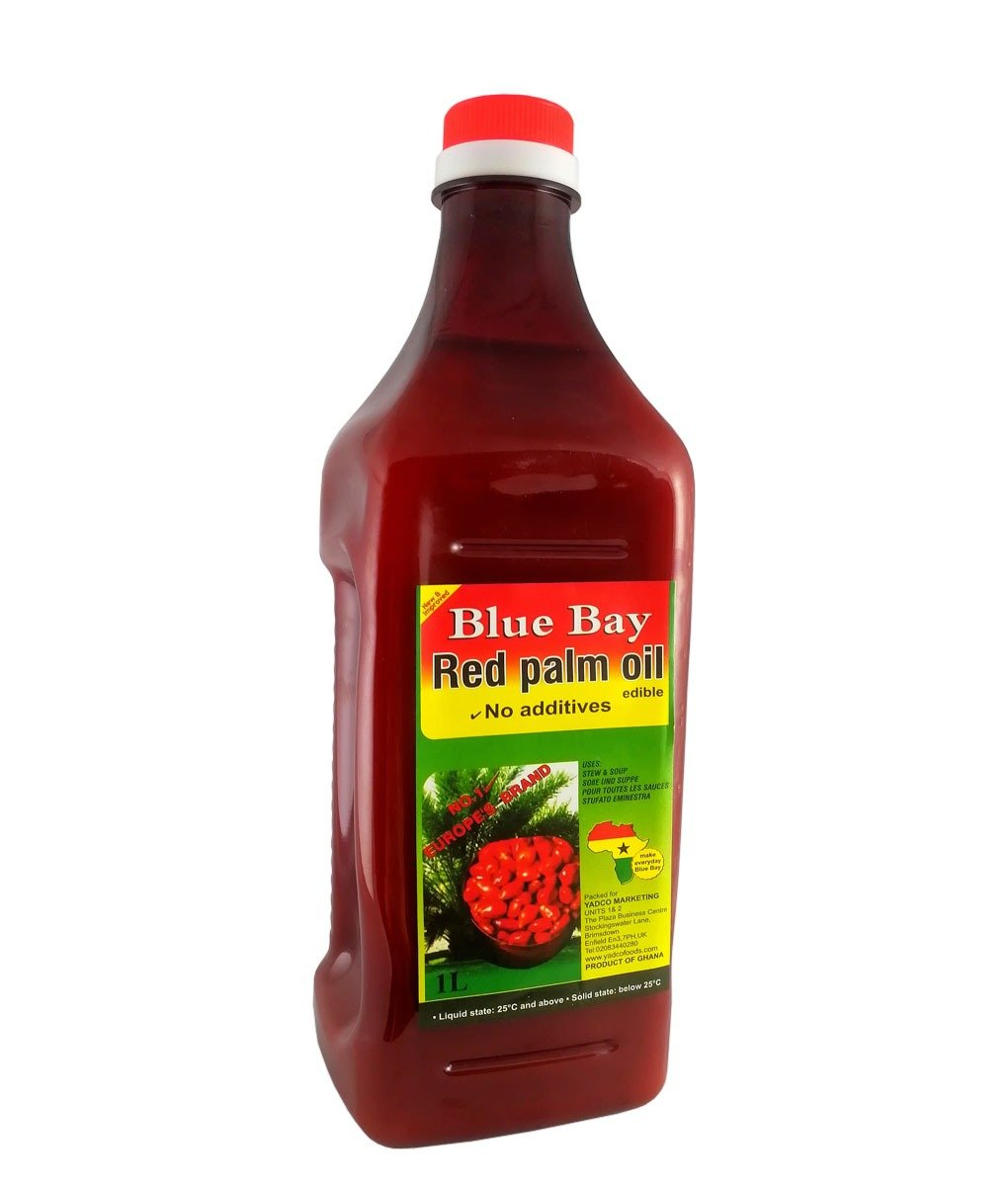 blue bay palm oil