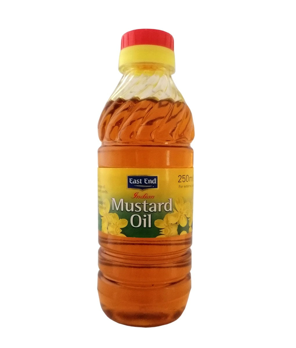 East End Indian Mustard Oil 250 ml - Spice Town - Online ...