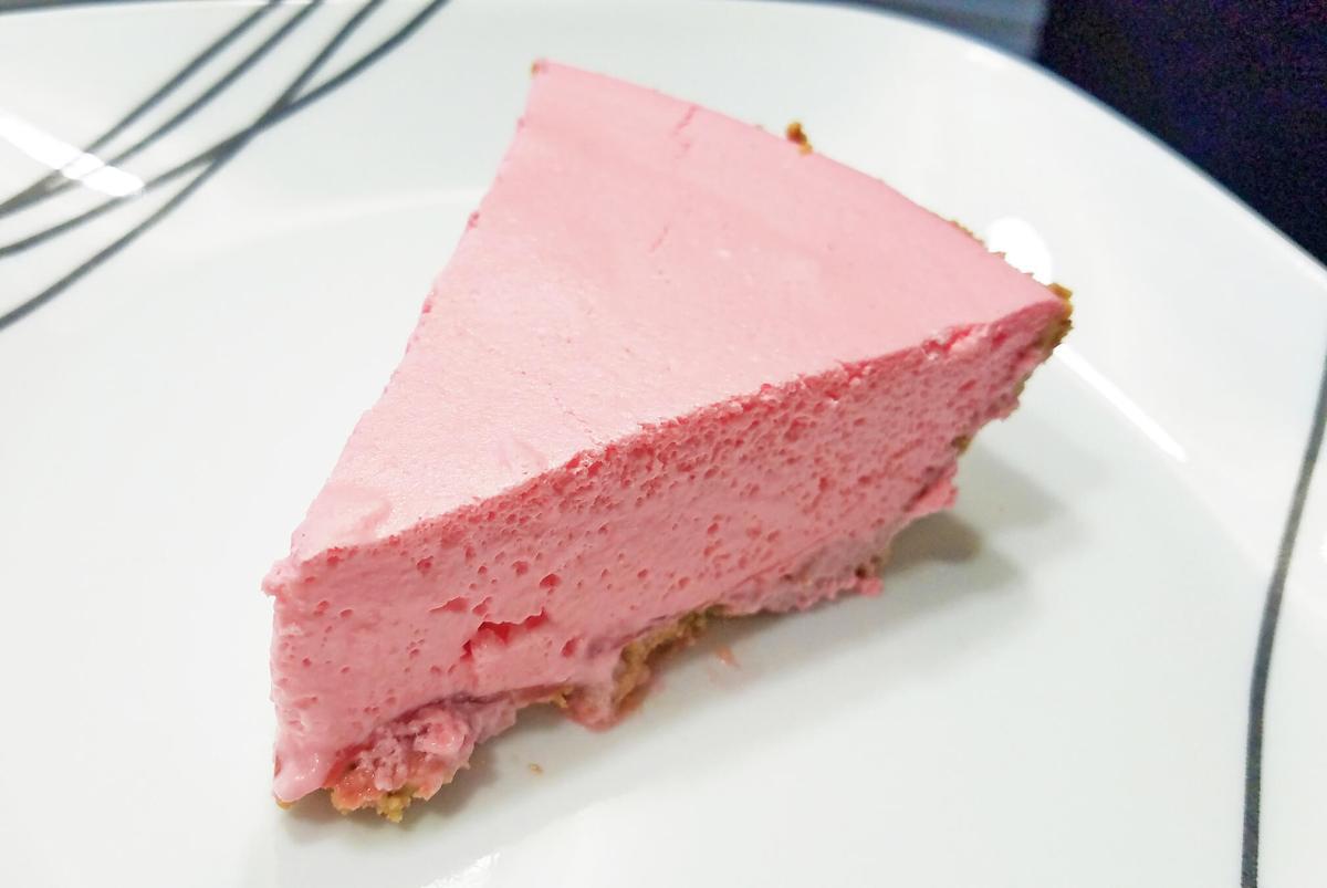 Strawberry Gelatin Pie