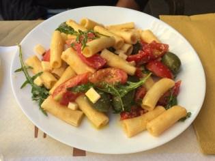 Pasta Salad in Naples