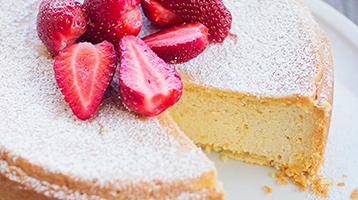 italian ricotta cake