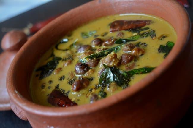 bengal gram curry