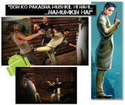 """SRK  """"Don 2 – The Game Lite"""" Android Game Free Download"""