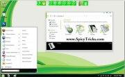 Metro Xbox 360 Windows 7 Skin Download [Windows Theme]