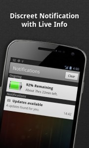 5 Best Android Apps for Boosting Battery life [Battery Savers]