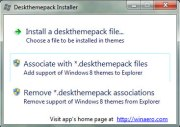 How to Install Windows 8 Themes in Windows 7 (.deskthemepack )