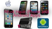 Top 10 Must Have Apps for iPhone, iPad and Android Smartphone
