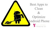 Top 10 Best Cleaner Apps & Optimization Apps to Increase the speed of Android Phones / Tablets