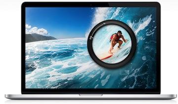 Recensione: MacBook Pro 13″ Retina (fine 2012) : SPIDER-MAC