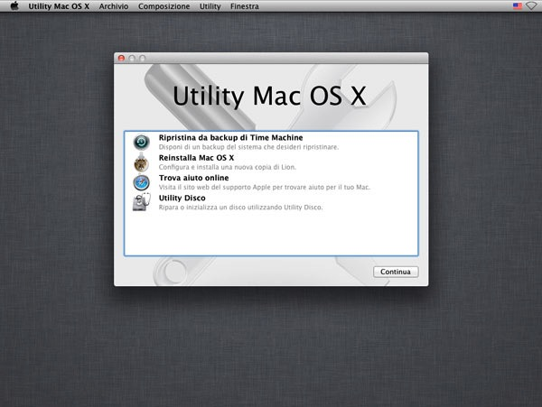 Utility-Mac-OS-X