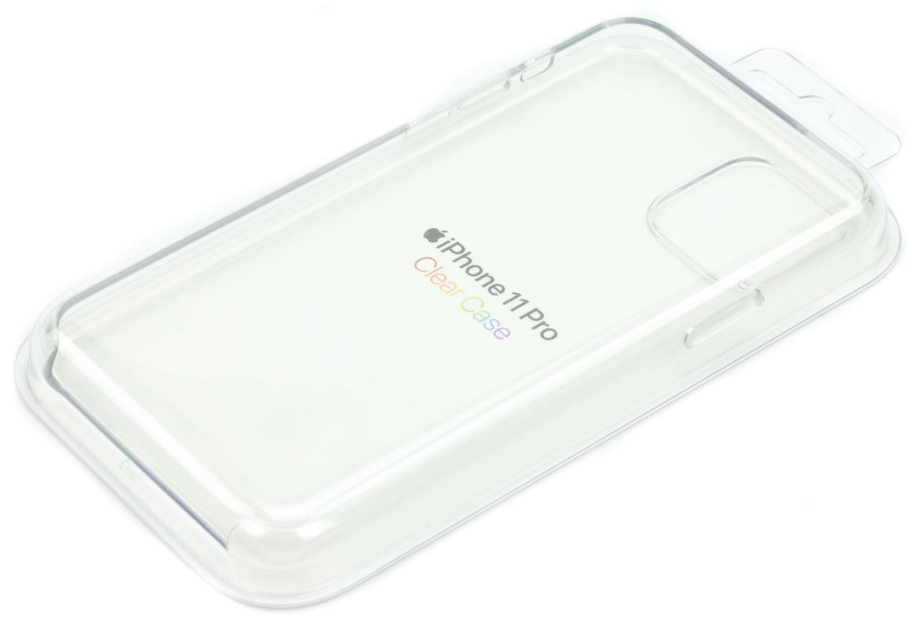 Recensione: Custodia trasparente Apple per gli iPhone 11