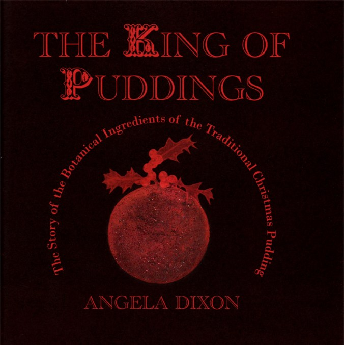 A small book about Christmas Puddings
