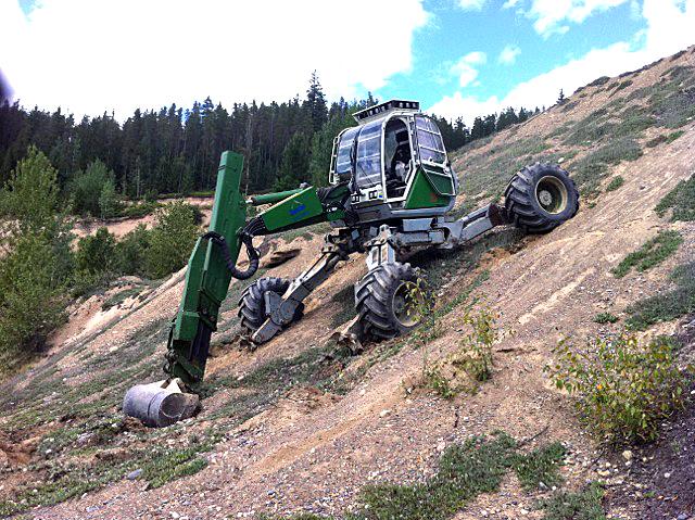spider excavators for all