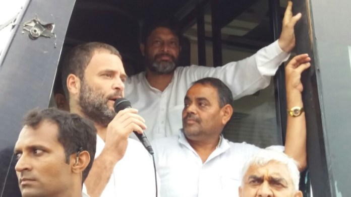 Modi, Rahul Gandhi will be with the poor when Selfi