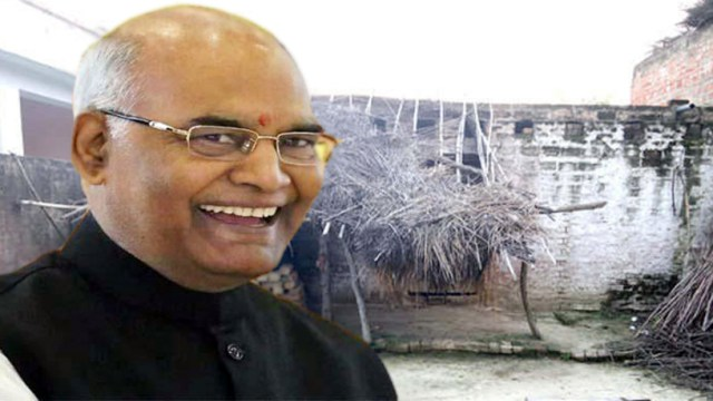 life struggle of ramnath kovind