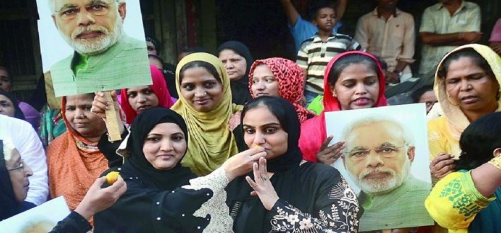 Modi cabinet approved triple talaq bill and set to be introduced in Parliament