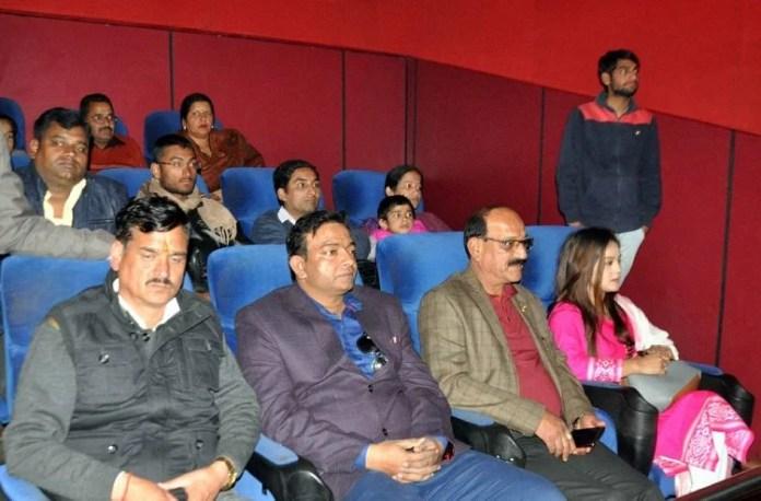 subodh uniyal watching movie at the time of prakash pandey death