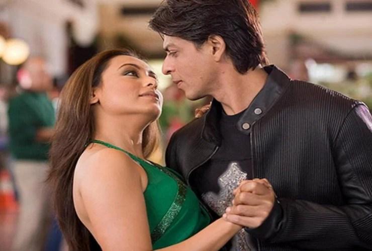 रानी और शाहरुख
