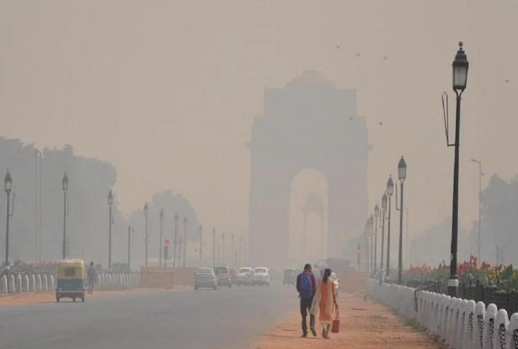 दिल्ली वायु प्रदूषण