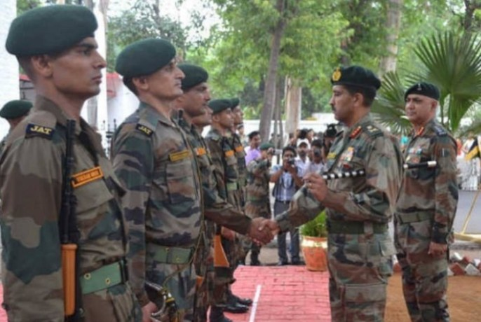 Image result for indian army जाट रेजीमेंट