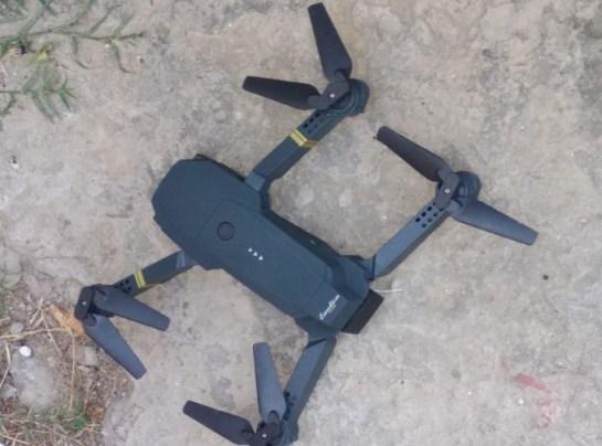 किश्तवाड़ जेल के पास मिला ड्रोन
