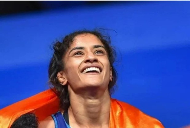 Vinesh Phogat To Be Recommended For Khel Ratna By Wrestling ...