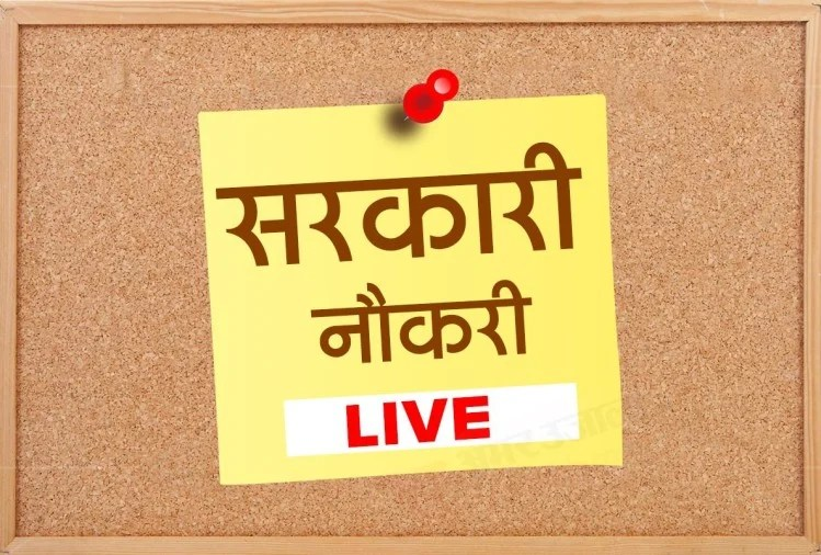 Sarkari Naukri 2021 LIVE : उत्तर प्रदेश, जम्मू और कश्मीर के 12311 पदों पर होंगी भर्तियां