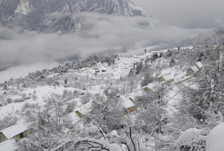 बर्फीली ढलानों पर स्कीइंग संग फिश एंगलिंग भी कर सकेंगे सैलानी,पांच नदियों के 32 स्थल चयनित