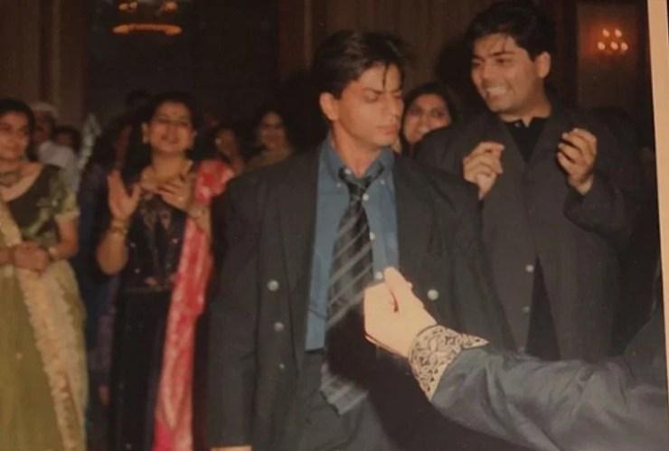 शाहरुख खान, करण जौहर