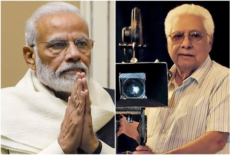 Pm Modi Express Condolence On Saddend Demise Of Veteran Filmmaker ...