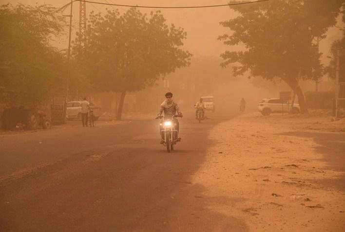 वायु प्रदूषण (प्रतीकात्मक तस्वीर)
