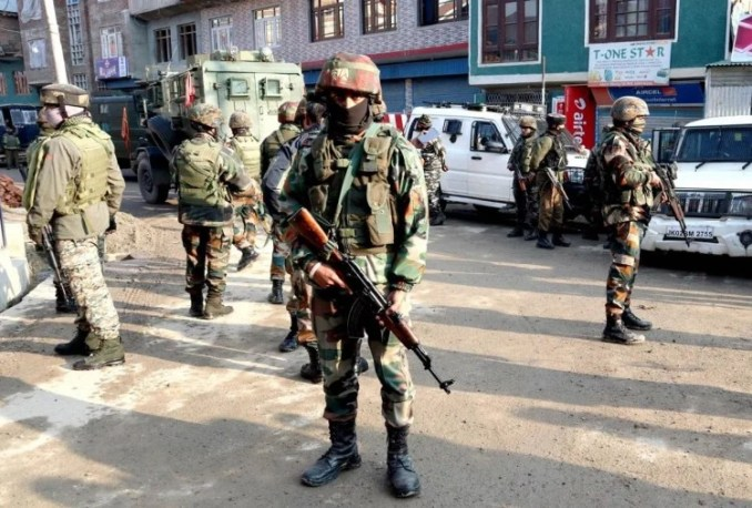 Jammu and Kashmir: Four Jaish terrorists arrested, including fugitive SPO, arms also recovered