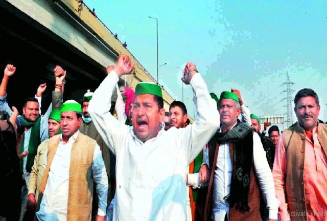 Haryana Khap Panchayats Support Farmer Movement Come To Delhi Today -  हरियाणा की खाप पंचायतों का किसान आंदोलन को समर्थन, आज करेंगे दिल्ली कूच -  Amar Ujala Hindi News Live