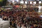 आजाद मैदान में उमड़ा किसानों का हुजूम, रैली को संबोधित करेंगे शरद पवार और आदित्य ठाकरे