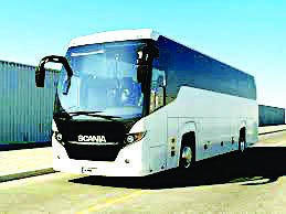 scania buses will come on road after 11 months